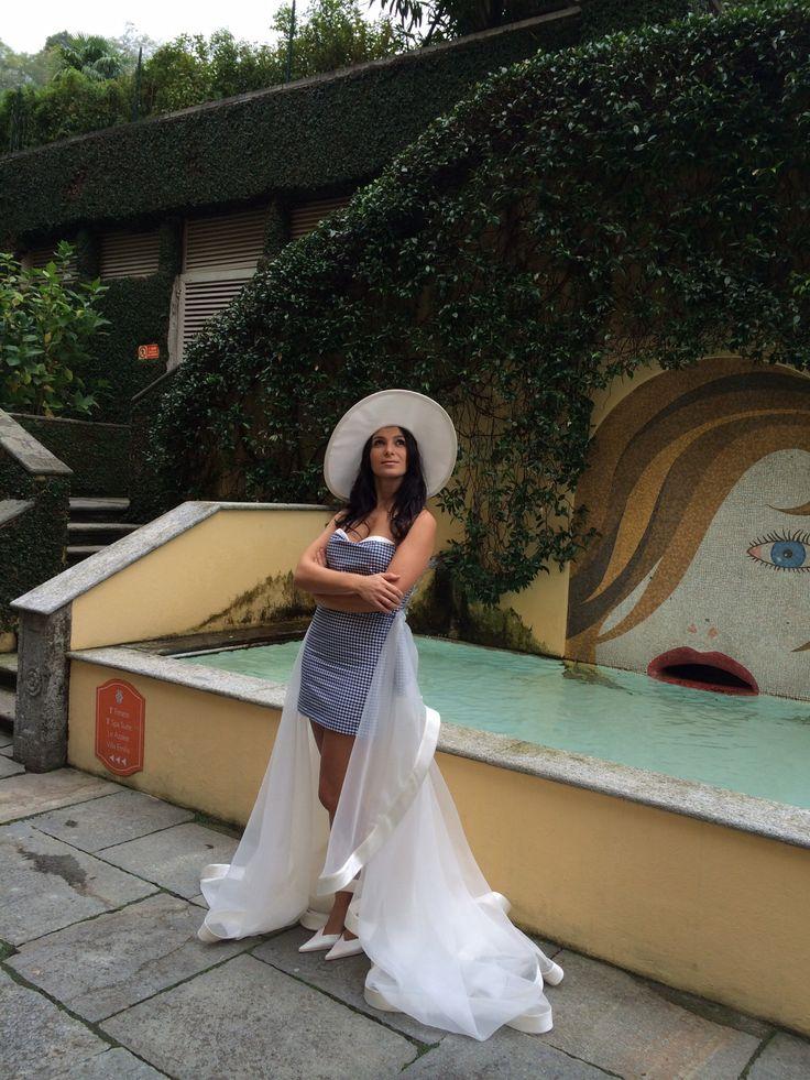 Ispirazione anni 50....Alessandro Tosetti www.tosettisposa.it #wedding #matrimonio #nozze #tosetti  #tosettisposa