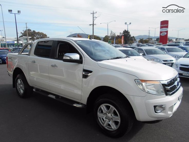 2012 Ford Ranger XLT PX Manual 4x4 Double Cab-$28,990