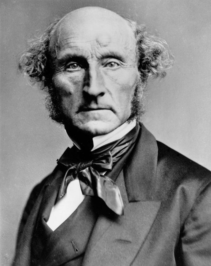 John Stuart Mill:,, Ci tylko są szczęśliwi, których myśli są skierowane ku jakiemuś przedmiotowi innemu niż własnych szczęśliwości.''