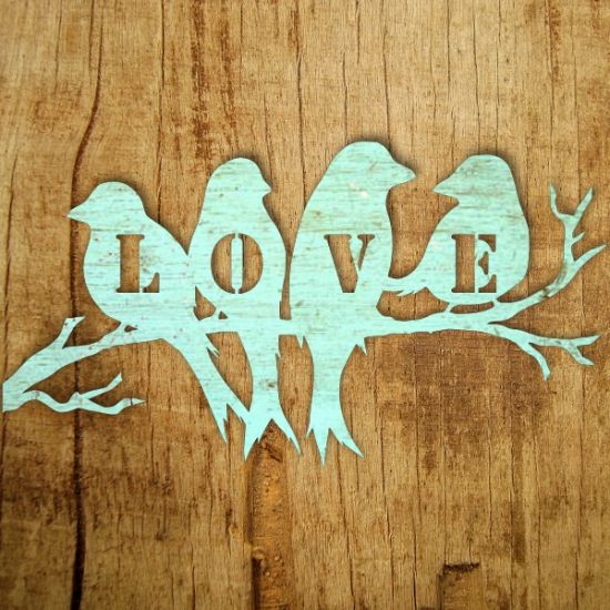 Quite love bird template for laser cutting. Buy this template, design, pattern. It can be use for mosaic, scrapbooking, interior design decor, wall art, kids decor, kids toy