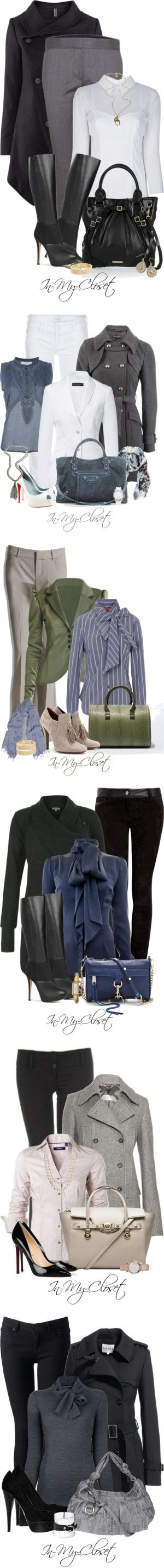 """""""For The Office"""" by in-my-closet on Polyvore"""