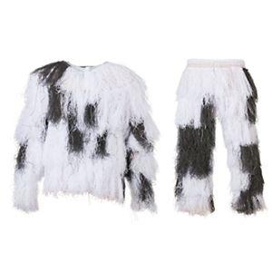 Hot Shot Deluxe Ghillie Suit - Snow Camo - XL/2XL