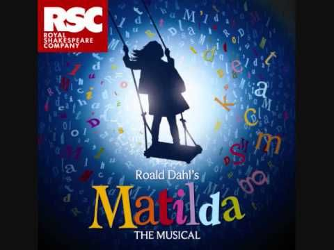 When I Grow Up- Matilda the Musical [London Cast Recording] LYRICS in th...