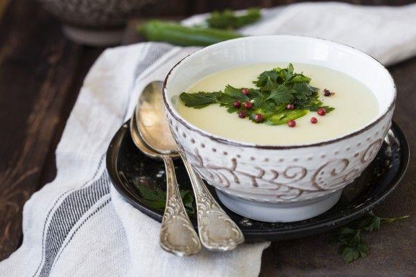 Картофельный крем-суп на молоке, ссылка на рецепт - https://recase.org/kartofelnyj-krem-sup-na-moloke/  #Вегетарианскиерецепты #Диетическиерецепты #Рецептыдлядетей #Рецептыдлядиабетиков #Супы #блюдо #кухня #пища #рецепты #кулинария #еда #блюда #food #cook