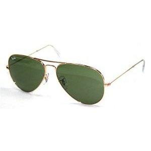 Ray Ban Sunglasses RB3025 W3280 Arista/Green 58mm (Sports)  http://www.womendresscode.com/prod.php?p=B000GLJDWO
