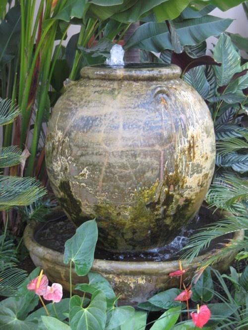 Earth Ware Planter Pot / Fountain
