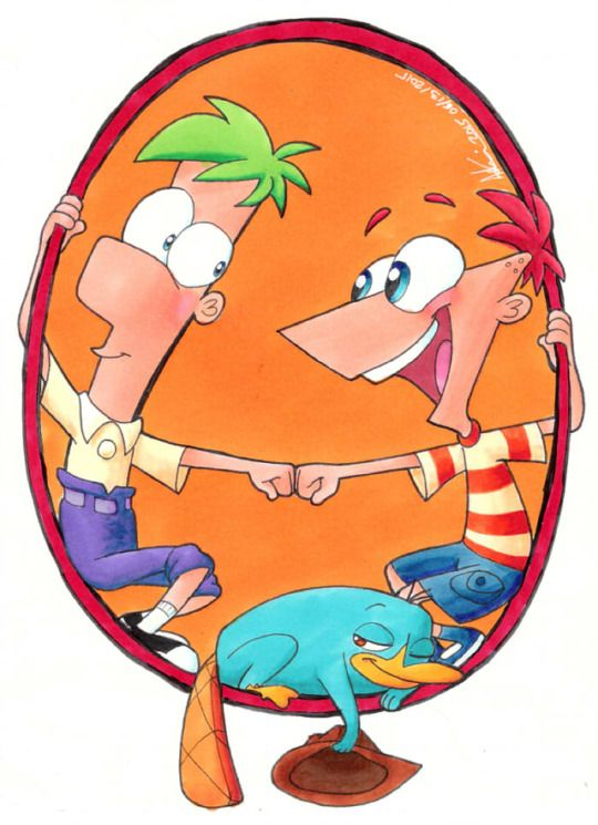 Phineas and Ferb - KicsterAsh's Tumblr