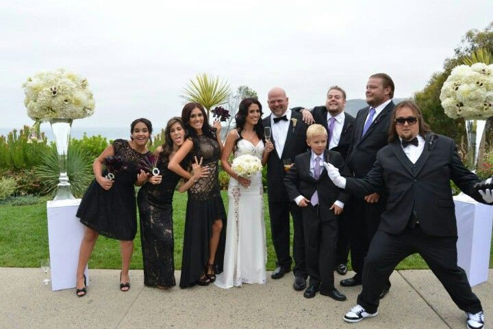 Pawn stars gets married times 3