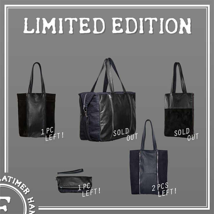 Our Limited Edition items have been flying out of the shelves! Hurry up and get your own at http://ervinlatimer.com/products/limited-edition