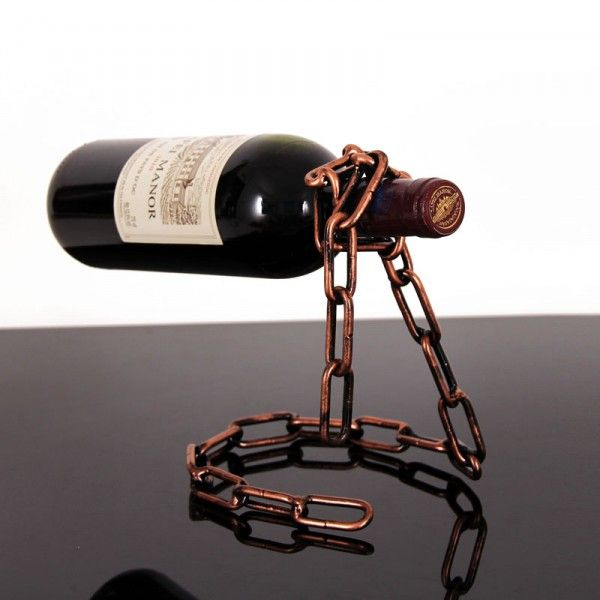 Lebegő bortartó lánc : Ajándék Ötletek Boltja - Egyedi, hasznos, ajándékok férfiaknak, nőknek, gyerekeknek!