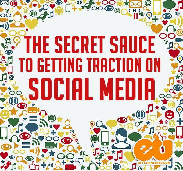If you are a fresh blogger or marketer and don't have big list of people following you, things might seem difficult to you as most of what you share goes unnoticed on #socialmedia. Know The Secret Sauce to getting traction on Social Media Channels. #socialmediamarketing