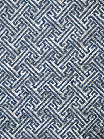 Catcher Admiral Blue White Fabric Fabric Decor Fabric