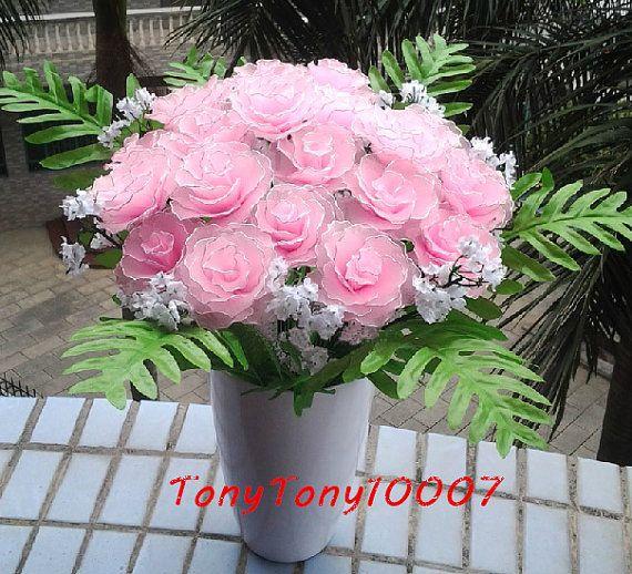 Handmade Carnation