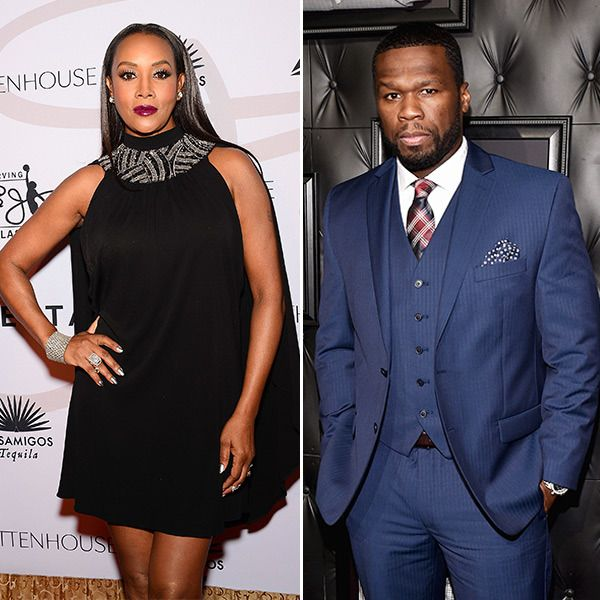 The Vivica Fox and 50 Cent feud is CRAZY!