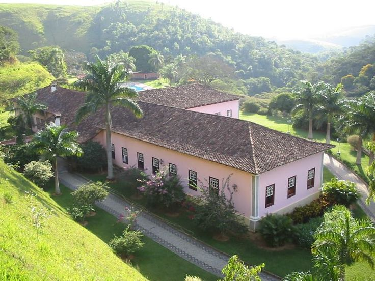 Fazenda Cachoeira Grande  Vassouras - RJ - Brasil