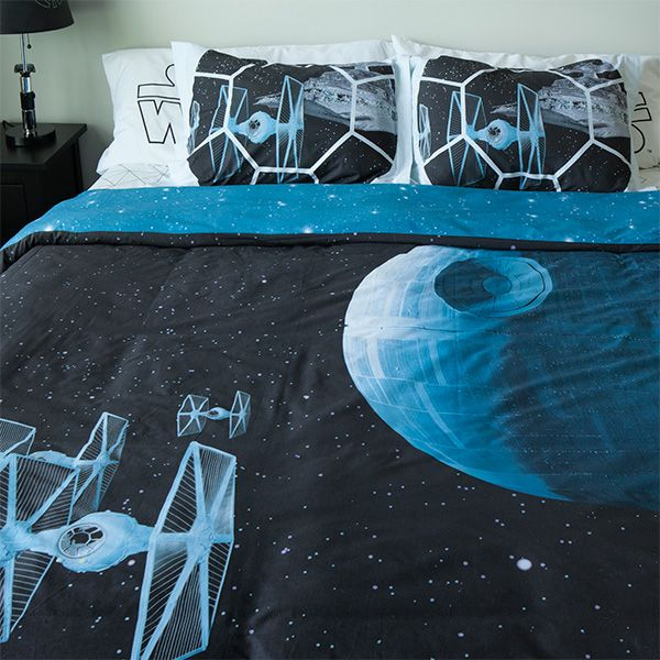 Smuggle These Death Star Sheets