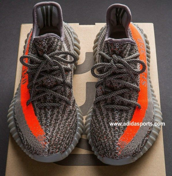 finest selection 0b4fb 1e7cc 2019 的 Adidas Yeezy Sply 350 Boost V2 Beluga/Red (Men Women ...