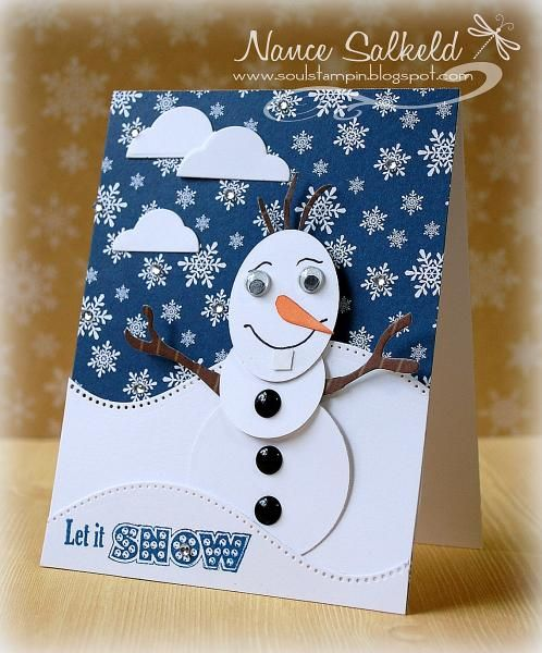 frozen olaf  christmas cards kids cards kids cards