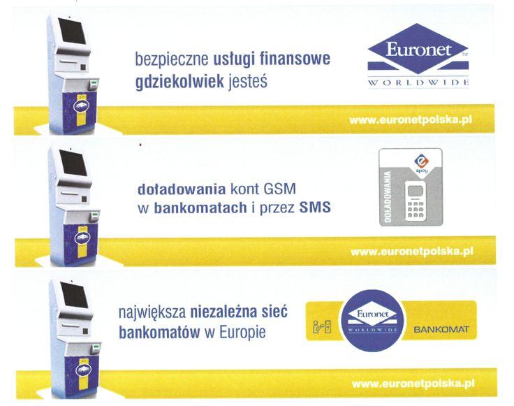 Kampania informacyjna dla Euronet Polska sp. z o.o.