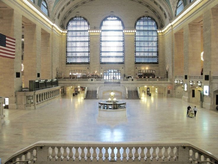 Manhattan has 1.6 million residents and the population on a typical weekday reaches over 4 million (including visitors and commuters.) 750,000 people pass through Grand Central Station (pictured above) every day. The station is open 24 hours a day 7 days a week 365 days per year. But in this rare photo taken in 2011 the station is completely empty. Who can guess why? Comment below! Flickr - Metropolitan Transportation Authority #grandcentral #grandcentralstation #nyc  #newyorkcity