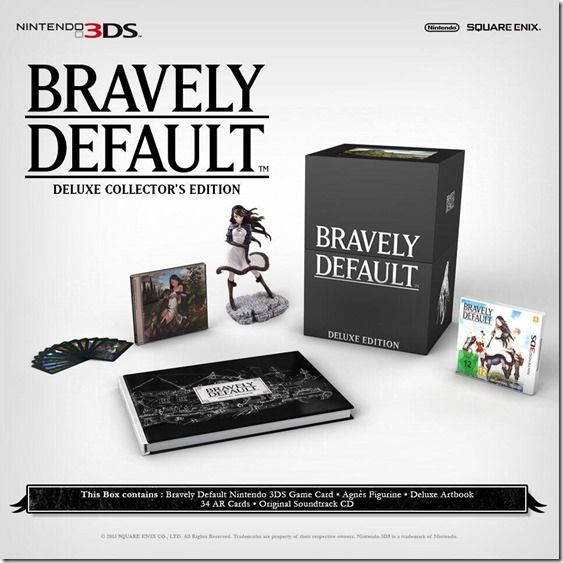 24 best bravely default images on pinterest bravely default as you may already know nintendo is working on bringing square enixs bravely default flying fairy to western audiences and today nintendo aloadofball Choice Image