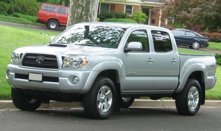 Used Toyota Tacoma For Sale
