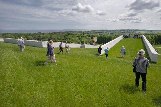 Moesgaard Museum in Denmark by Henning Larsen Architects