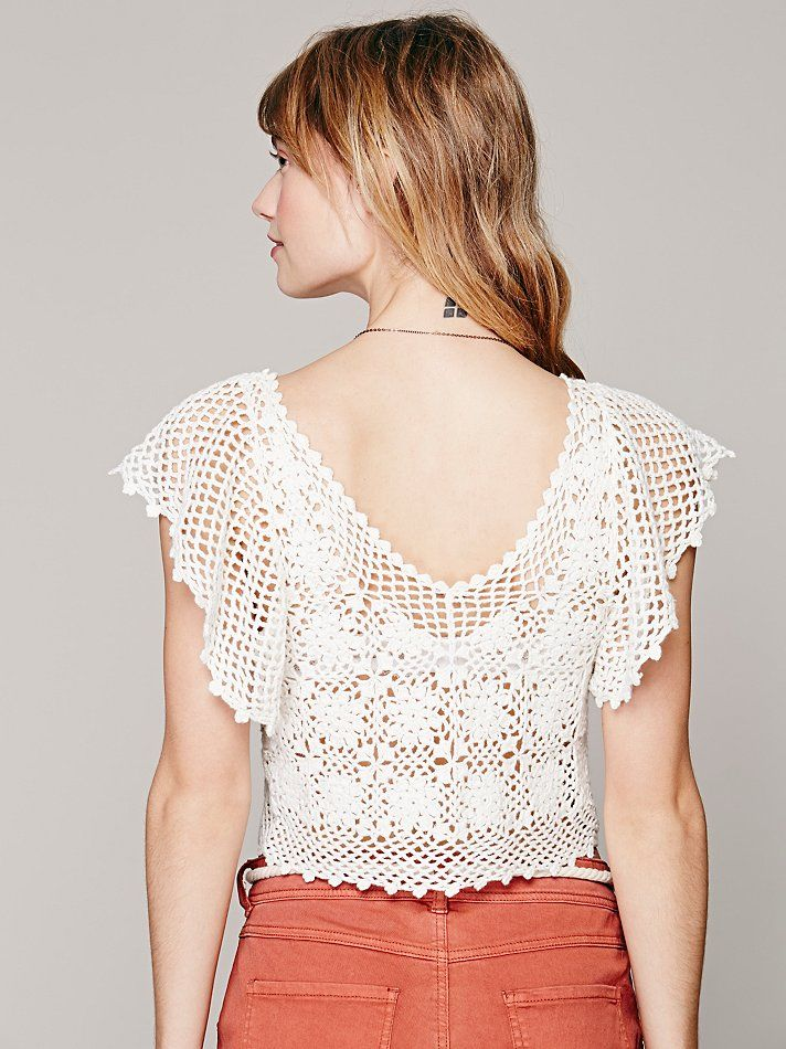 .♪ ♪ ... #inspiration_crochet #diy GB http://www.pinterest.com/gigibrazil/boards/