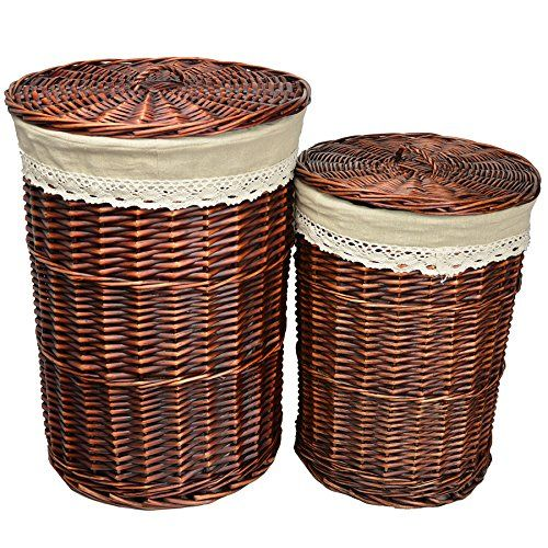 25 best ideas about laundry basket with lid on pinterest corner laundry basket laundry - Wicker laundry basket with liner and lid ...