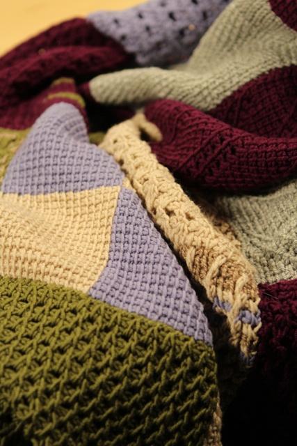 Interweave Crochet : ... Crochet Stitches, Tunisian Crochet, Tunisian Entrelac Crochet, Crochet
