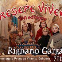Presepe Vivente di Rignano Garganico - XVI Edizione