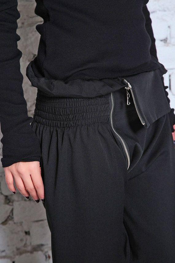 Yoga Harem broek / Plus grootte Yoga broek / lange broek /