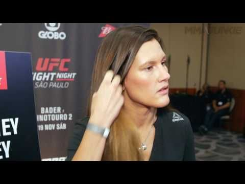 MMA UFC Fight Night 100's Cortney Casey not interested in easy fights