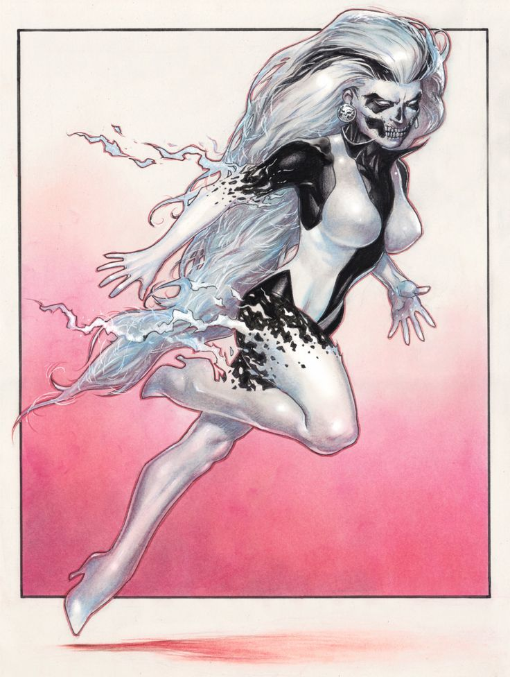 Silver Banshee by Mark Kuettner