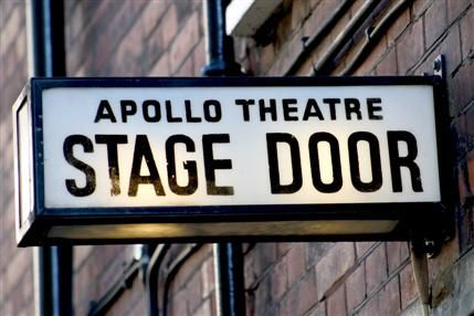 The Apollo Theatre. A Grade II listed building, designed by architect Lewin Sharp. It was the venue for the first British production of Harold Brighouse's very English comedy 'Hobson's Choice', which curiously had its world premiere in New York.