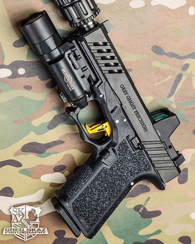 We wouldnt mind taking this #PF940C build to a range day