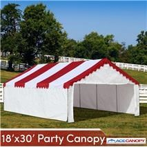Party Canopy 18x30 Enclosed The Tent Brings Elegance At A Great Price