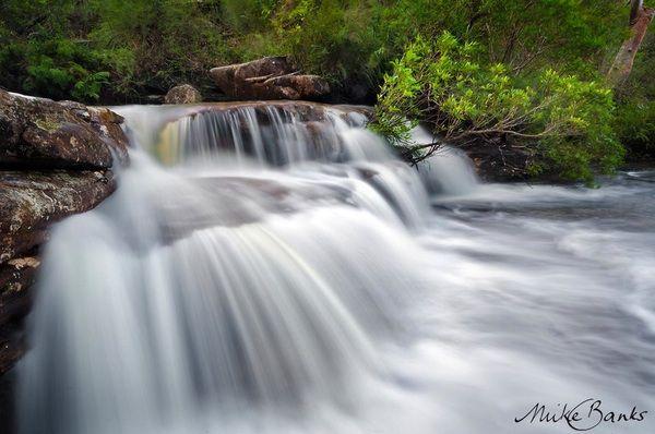 National Falls, Royal National Park, Sydney