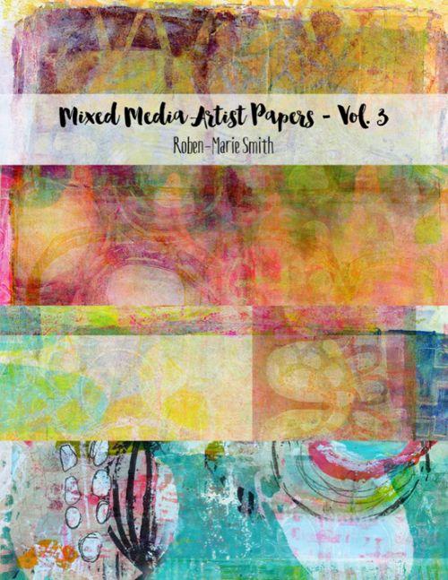 Mixed Media Artist Papers Vol. 3