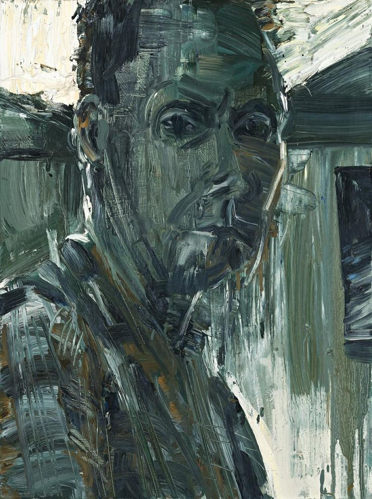 EUAN MACLEOD SELF PORTRAIT, 1996