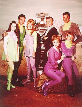 Lost In Space #Oldies #Robot