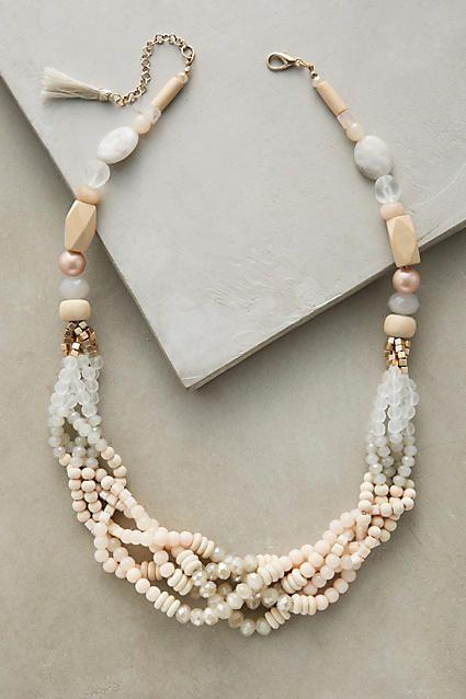 Anini Braid Necklace - anthropologie.com