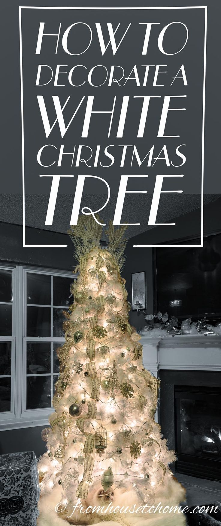 53 best Christmas tree themes images on Pinterest | Christmas trees ...