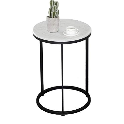 Bedside Round Table.Small Round Table Round Marble Coffee Table Living Room Side Table