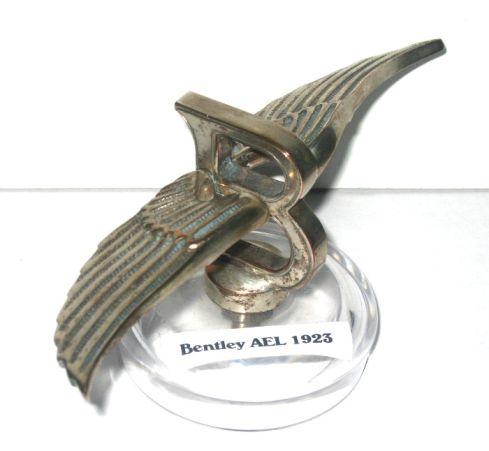 mascots vintage bentley
