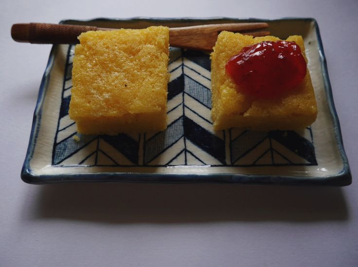 rice cooker corn bread | Aroma rice cooker, Food, Rice ...