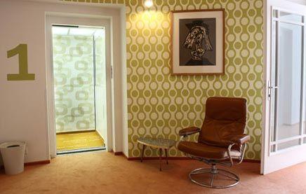 1000 idee n over jaren 70 huis inrichting op pinterest kleurrijke keukentafels jaren 70 - Deco lounge huis schilderen ...