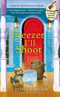 My recent favorite books: Giveaway and Book Spotlight - Freezer I'll Shoot by Victoria Hamilton