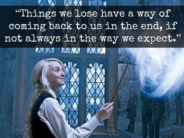 Inspiration from JK Rowling's beautiful Harry Potter series