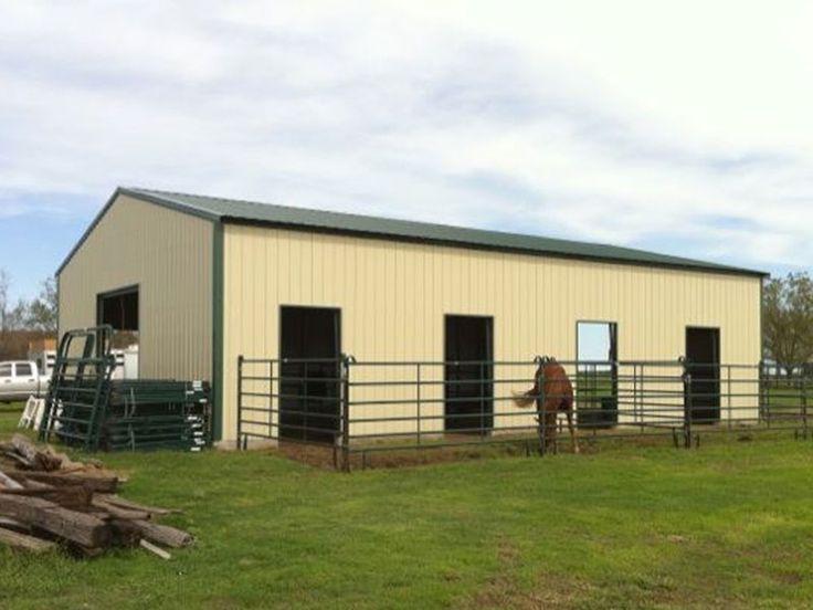 130 best steel framed houses images on pinterest steel for Steel frame barn homes